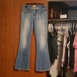 Vintage A&F jeans